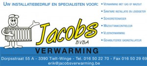 jacobs verwarming